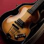 Hofner/Japan Limited 500/1 Vintage 62 Rosewood Back & Sides/Natural Flame Neck S12056