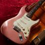 Fender Custom Shop/MBS 1963 Stratocaster Relic (Burgundy Mist Metallicby) John Cruz 2008