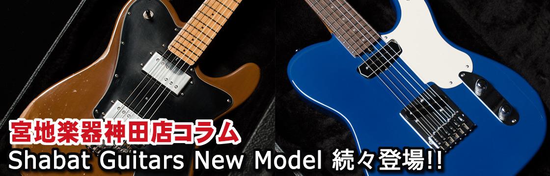 shabat guitars